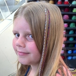 full hair wrap