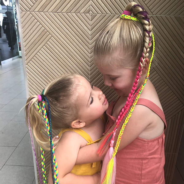 Pony Tail Extensions