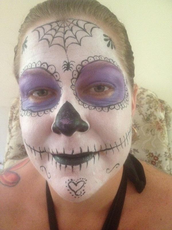 facepaint halloween2